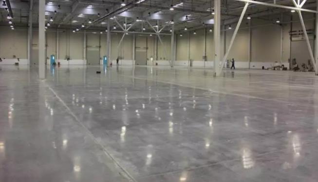 混凝土密封固化剂在地坪中的重要地位