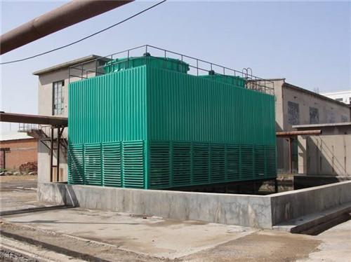 玻璃钢冷却塔生产