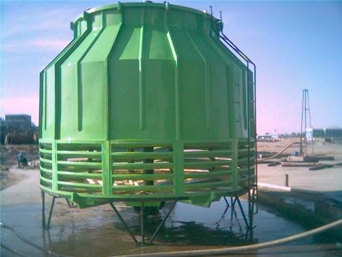 湖北玻璃钢冷却塔