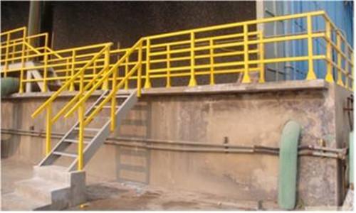 玻璃钢爬梯平台