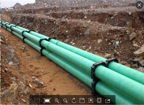 湖北玻璃钢电缆管工程施工