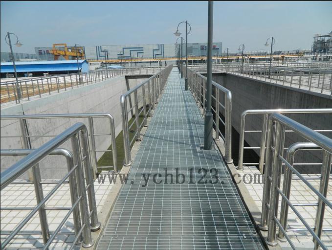 猇亭污水处理厂热镀锌钢盖板