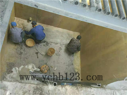 猇亭某化工厂  玻璃钢防腐项目