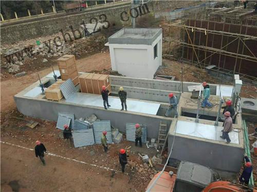 夷陵区某污水处理厂  热镀锌钢盖板供货项目