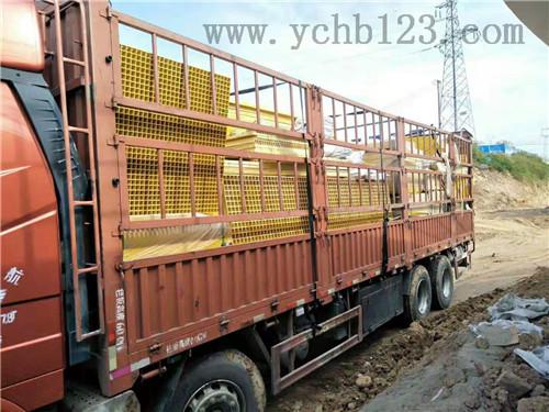 宜昌市某污水处理厂   玻璃钢格栅供货项目