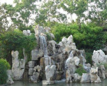 自然景观石的七大用途