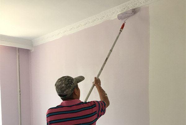 面对乳胶漆墙面开胶如何处理