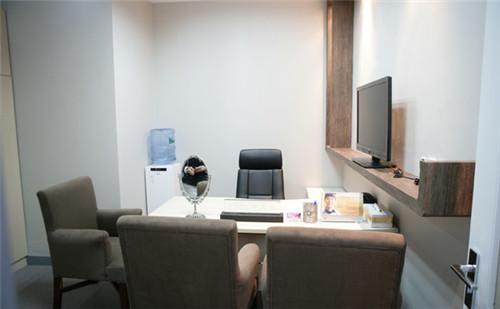 办公室小会议室