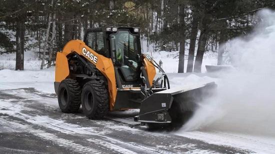 久维通滑移除雪车某单位工作状态