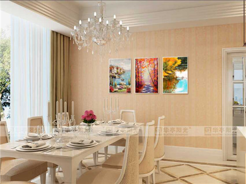 新疆壁挂式硅晶墙暖发热板