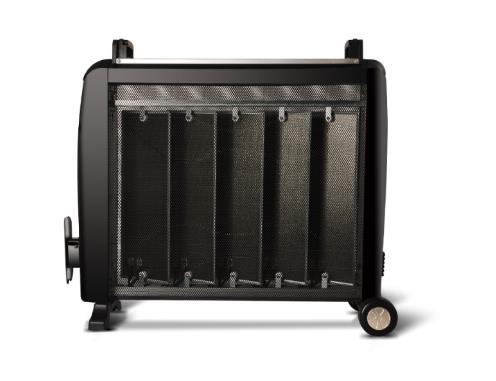 硅晶散热器