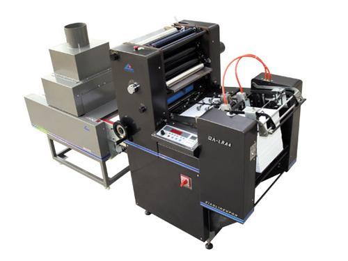 胶印机的故障处置
