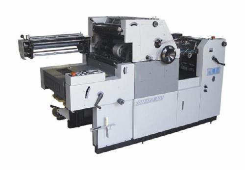 胶印机的故障排除