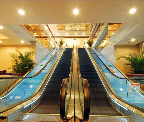 南充自動扶梯
