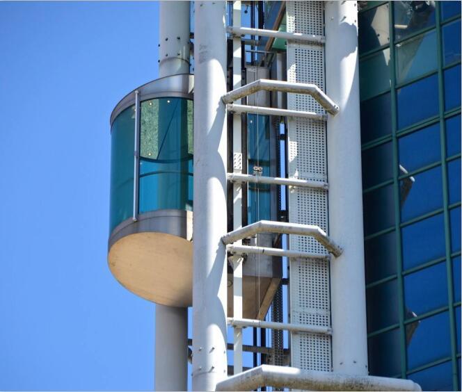 南充觀光電梯安裝