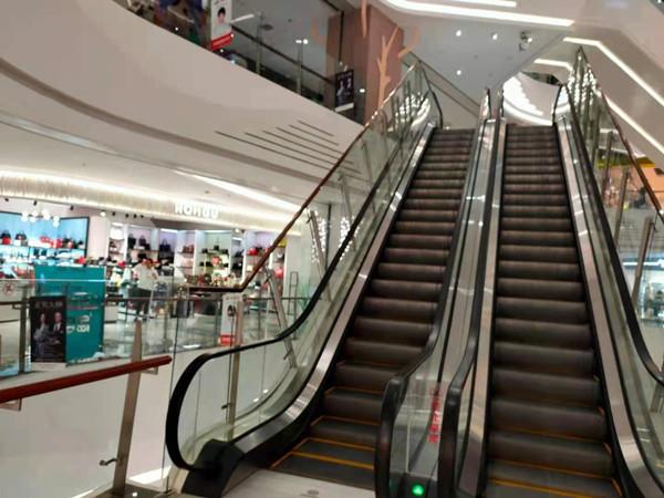 扶梯安裝案例展示