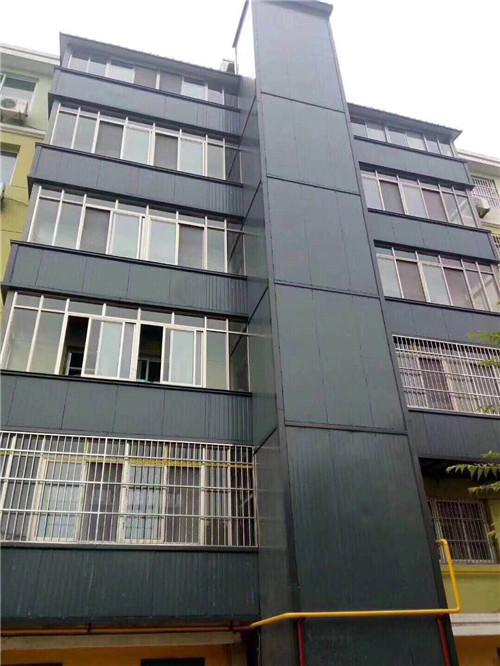 方城旧楼加装电梯