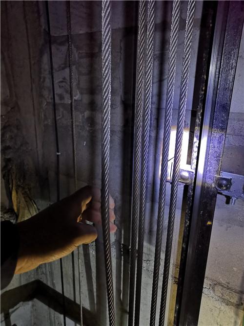 南阳电梯公司与独树镇张清山合作的项目