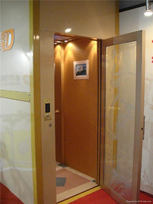 南阳旧楼加装电梯