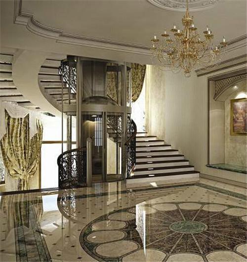 选择家用别墅电梯的时候除了考虑节能环保的因素还有哪些需要注意