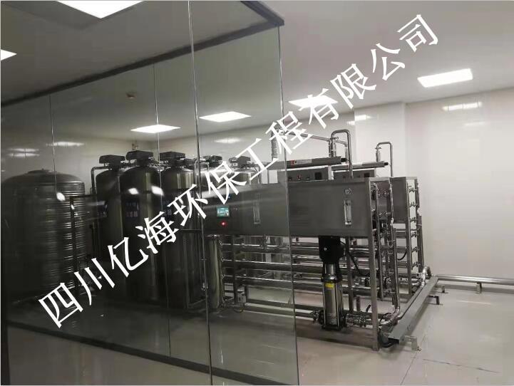 四川社区直饮水厂家