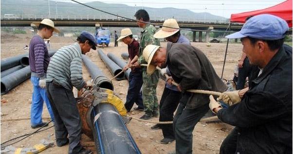 乐至县童家供水工程