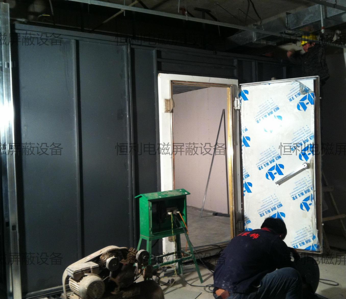 電磁屏蔽機房施工