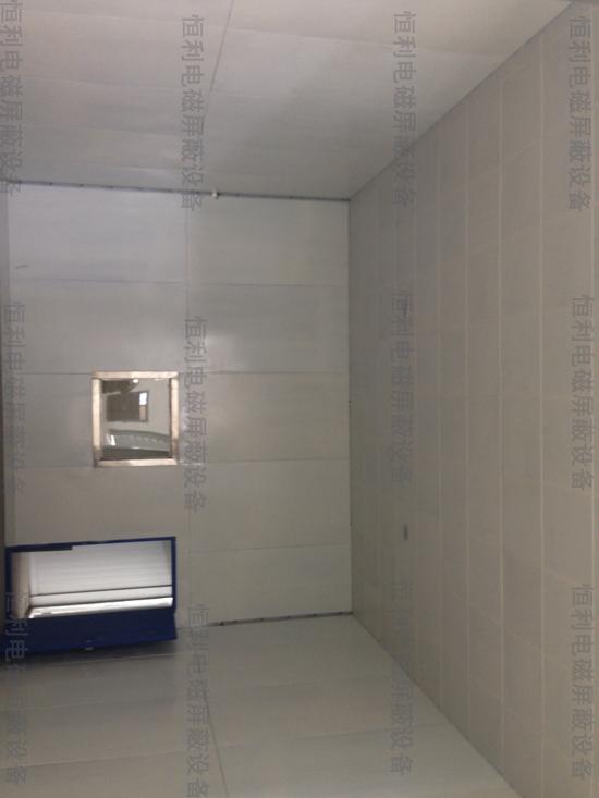 HLGP-BY型變壓器靜音局放屏蔽實驗室