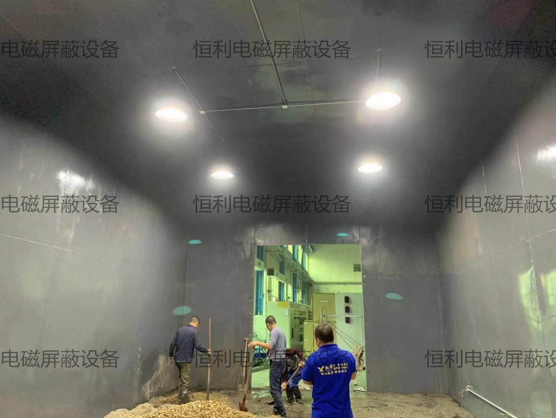 电磁脉冲防护屏蔽室