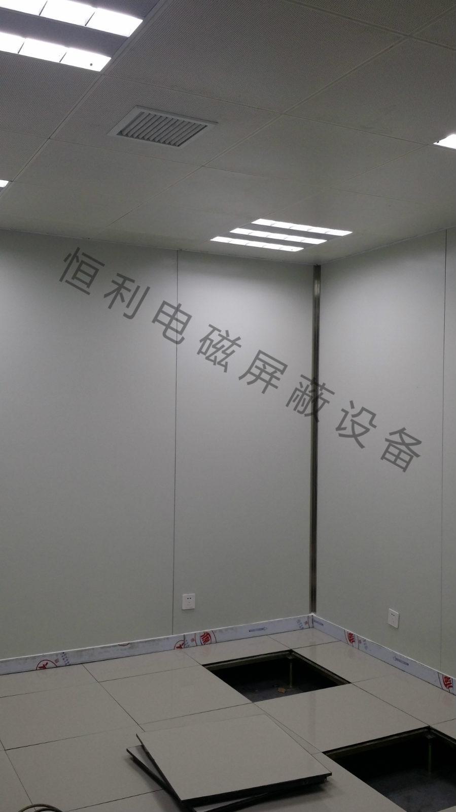 屏蔽室施工