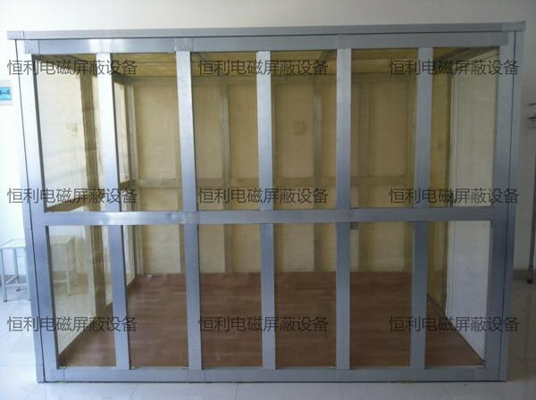 铜网屏蔽室