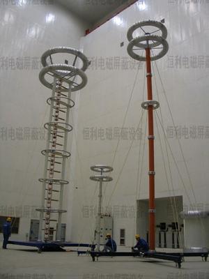 1100KV高壓局放屏蔽廠房