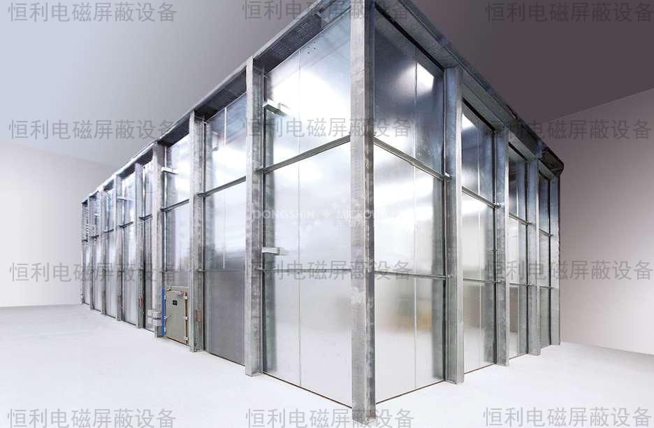 焊接屏蔽室設備
