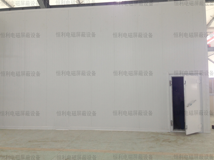 靜音屏蔽室工程