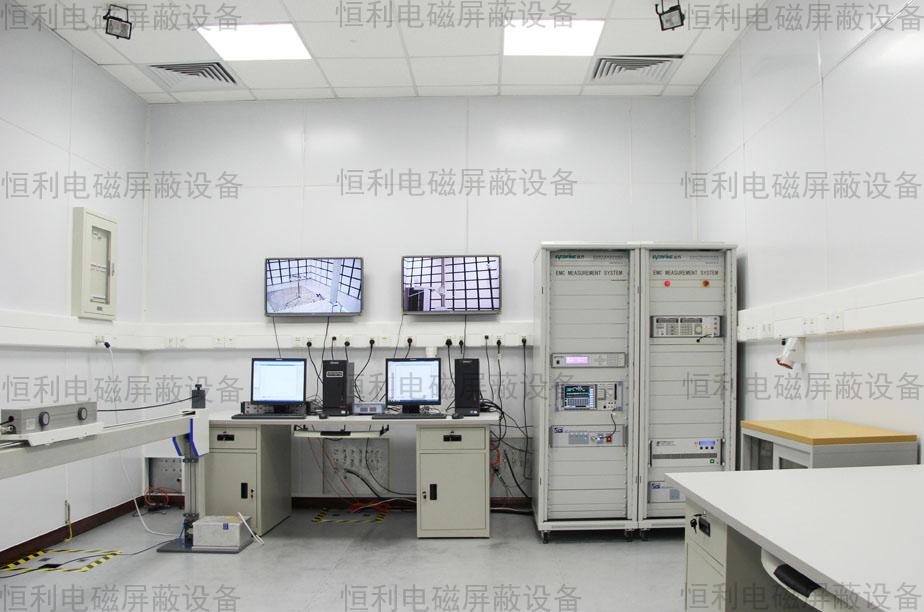 南陽HP型 焊接式屏蔽室(屏蔽機房)