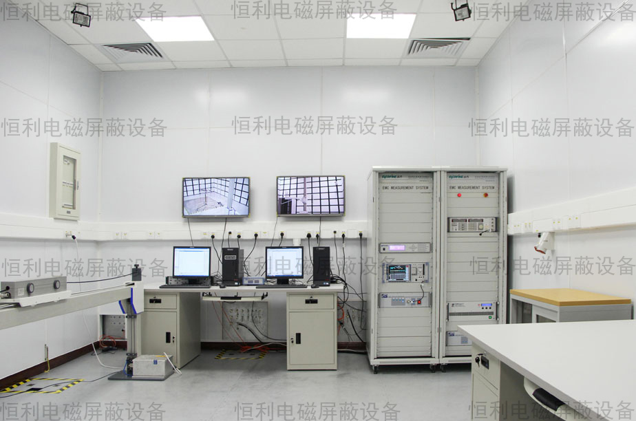 HP型 焊接式屏蔽室(屏蔽機房)