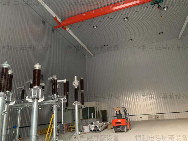 1100KV高压局放屏蔽厂房
