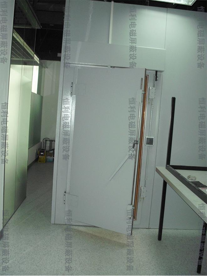 屏蔽室建设