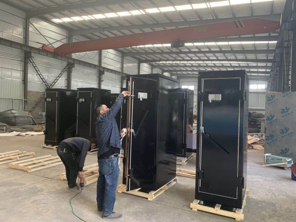 南阳电磁屏蔽机柜厂家