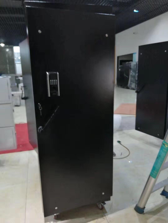 指纹密码屏蔽机柜