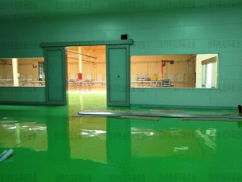 实验室大厅
