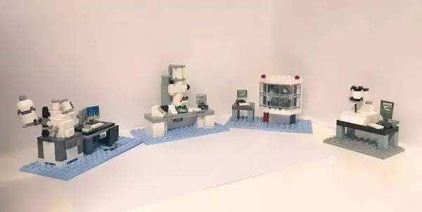 電鏡實驗室