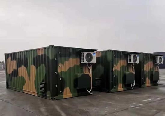 电磁屏蔽方舱 /军用屏蔽方舱