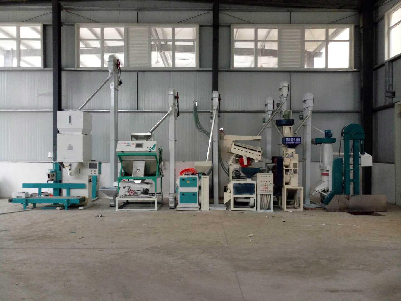 平江县长寿加工厂工程案例
