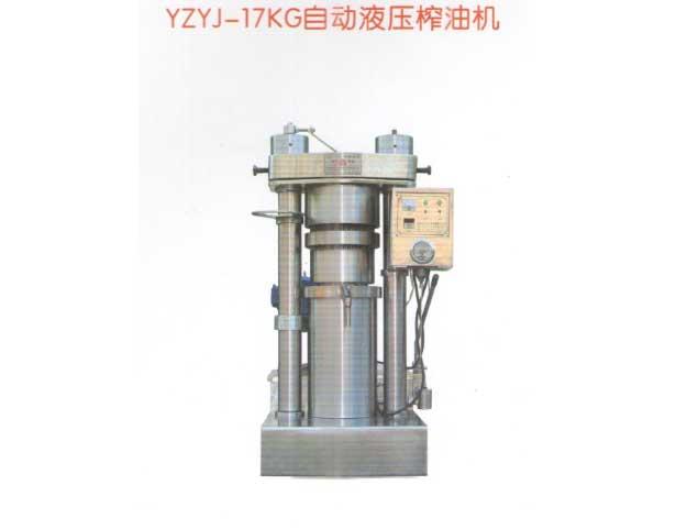 成都自动液压榨油机