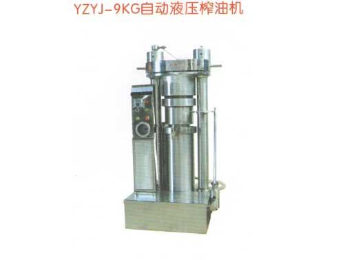 眉山自动液压榨油机