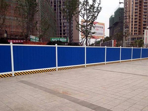 四川市政围栏厂家