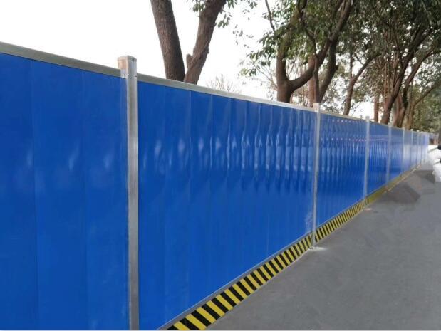 鑫豪玲向你简单介绍PVC围挡的正确使用方法