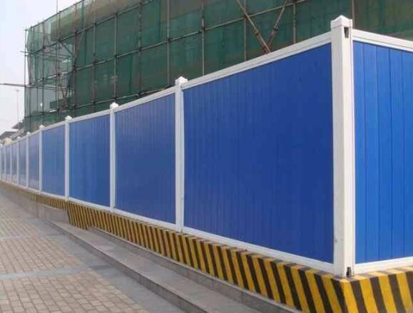 怎么更好的安装成都市政围栏?