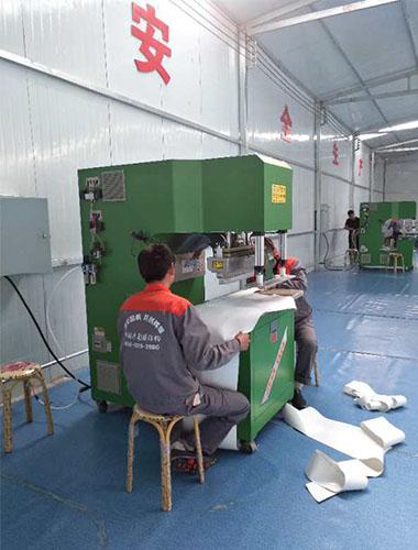 西安添彩空间膜技术公司加工生产